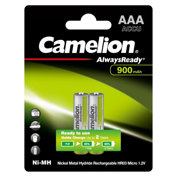 цена на Электронные игрушки Camelion Аккумулятор NH-AAA900ARBP2