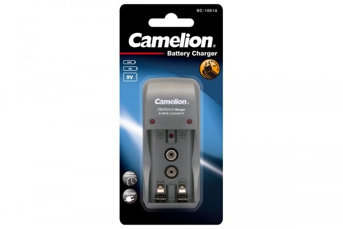 Фото - Батарейки, удлинители и переходники Camelion Быстрое зарядное устройство BC-1007 зарядное устройство autoexpert bc 80