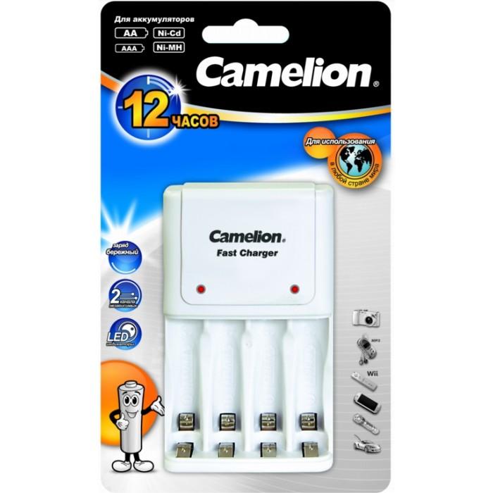 Фото - Батарейки, удлинители и переходники Camelion Зарядное устройство Camelion BC-1010В зарядное устройство autoexpert bc 80