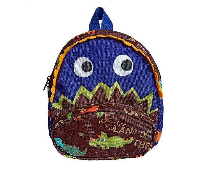 Купить Сумки для детей, Наша Игрушка Рюкзачок Монстрик 23х26 см