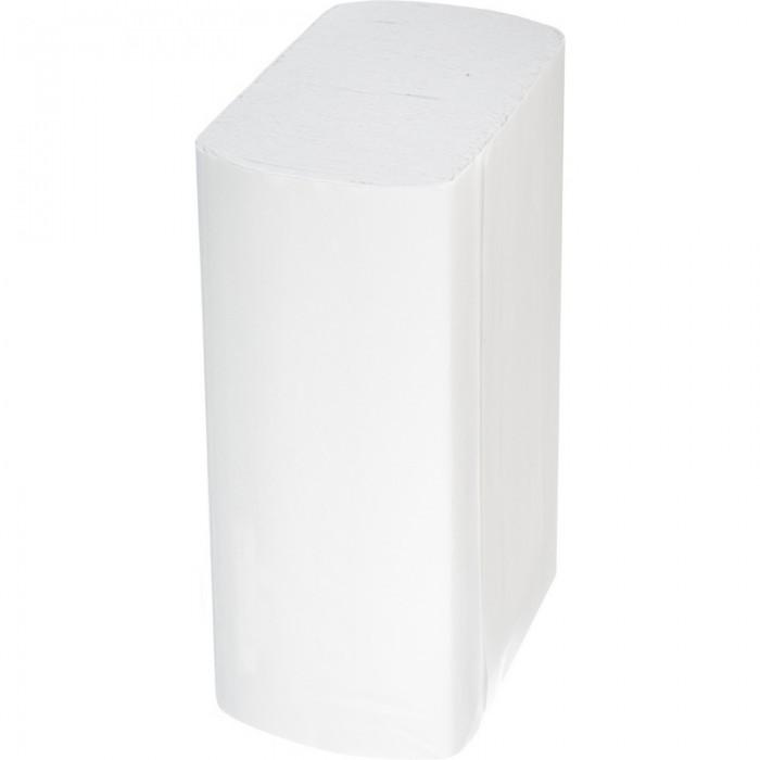 Хозяйственные товары Luscan Economy Полотенца бумажные для диспенсеров 190 листов 21 шт. полотенца бумажные 110 шт tork система h2 premium комплект 21 шт 2 слойные белые 21х34 interfold 100288