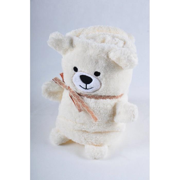Картинка для Плед Soft Symbols игрушка маленький Медведь