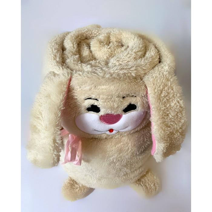 Пледы Soft Symbols игрушка большой Заяц
