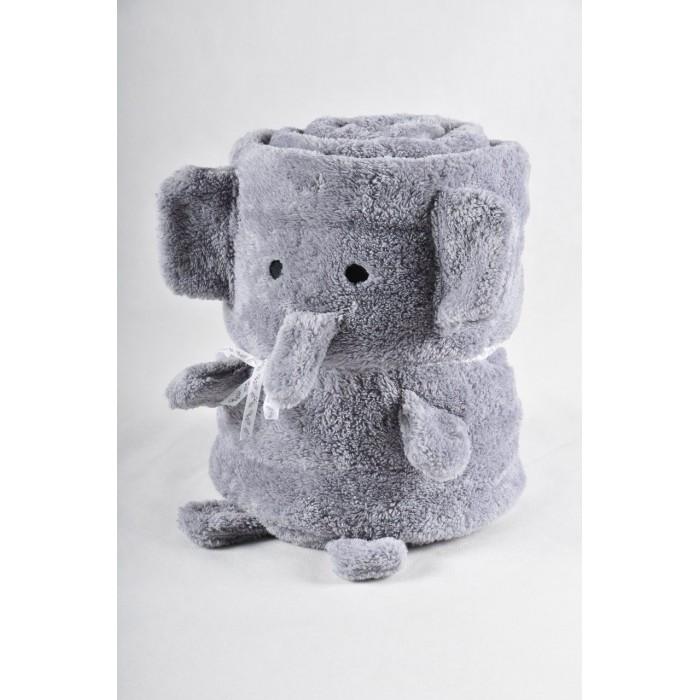 Пледы Soft Symbols игрушка большой Слон