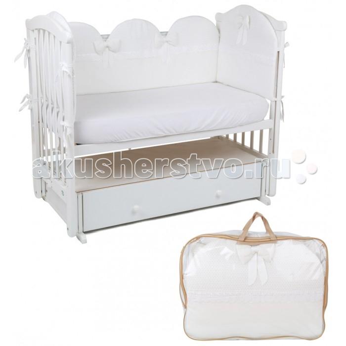 Постельные принадлежности , Бортики в кроватку Leader Kids Анри арт: 91317 -  Бортики в кроватку