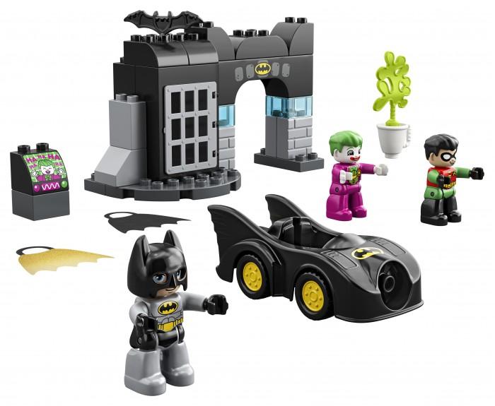 Конструктор Lego Бэтпещера