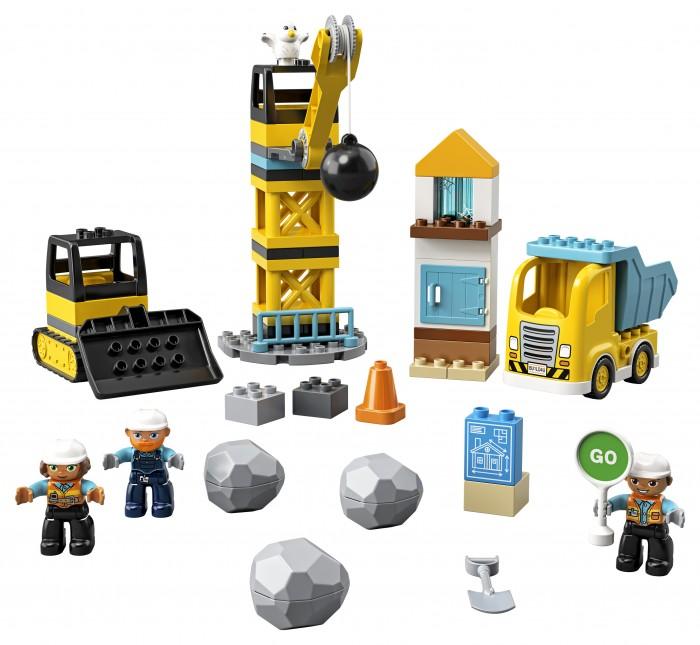 Фото - Lego Lego Duplo Шаровой таран савицкий г танковый таран машина пламенем объята