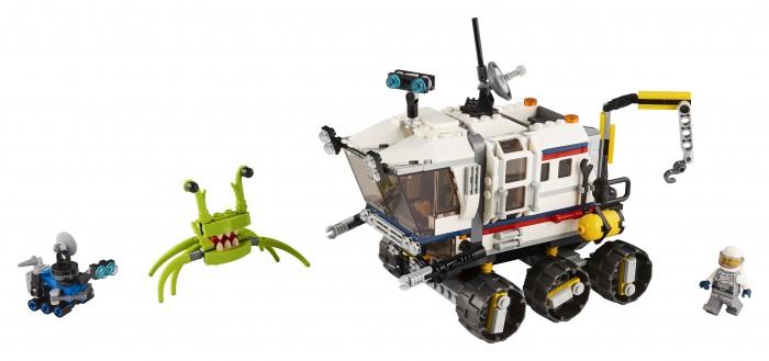 Конструктор Lego Исследовательский планетоход