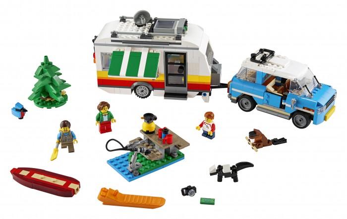 Lego Lego Отпуск в доме на колесах