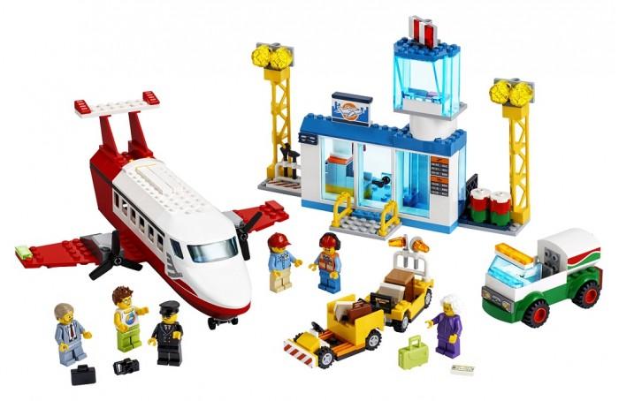 Lego Lego Городской аэропорт
