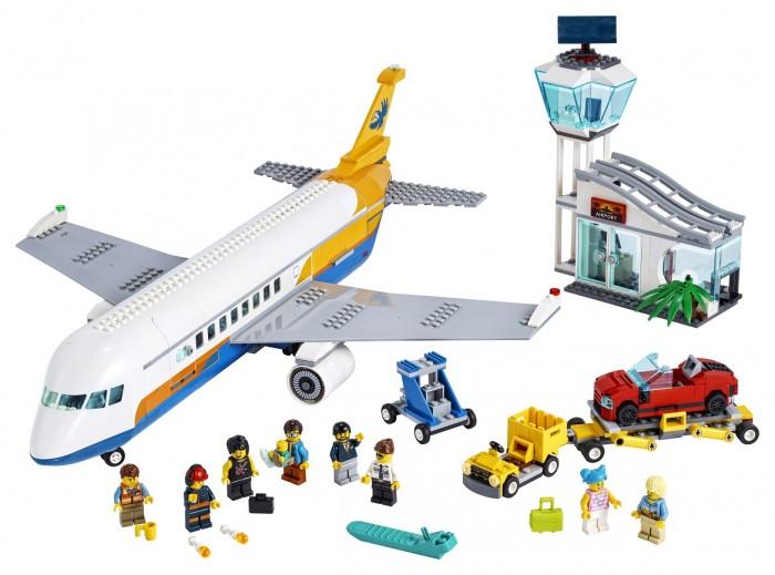 Lego Lego Пассажирский самолёт