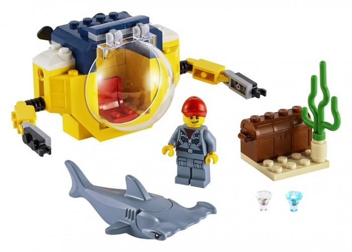 Конструктор Lego Океан Мини-подлодка