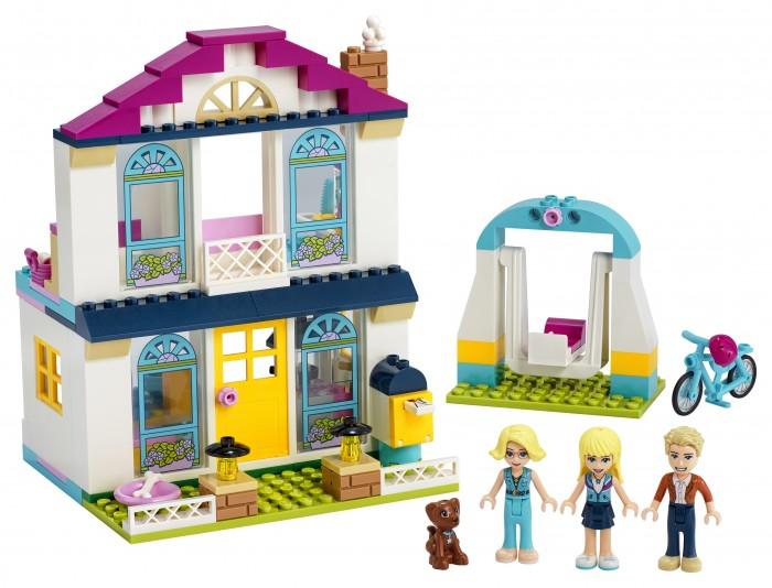Конструктор Lego Дом Стефани 4+ фото