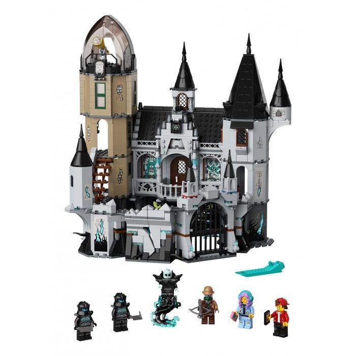 Конструктор Lego Заколдованный замок фото