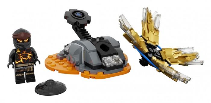 Конструктор Lego Шквал Кружитцу Коул