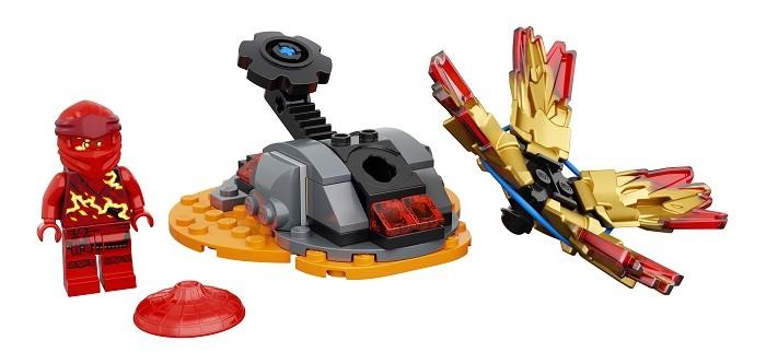 Конструктор Lego Шквал Кружитцу Кай
