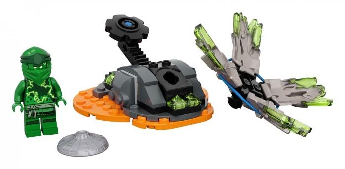 Конструктор Lego Шквал Кружитцу Ллойд