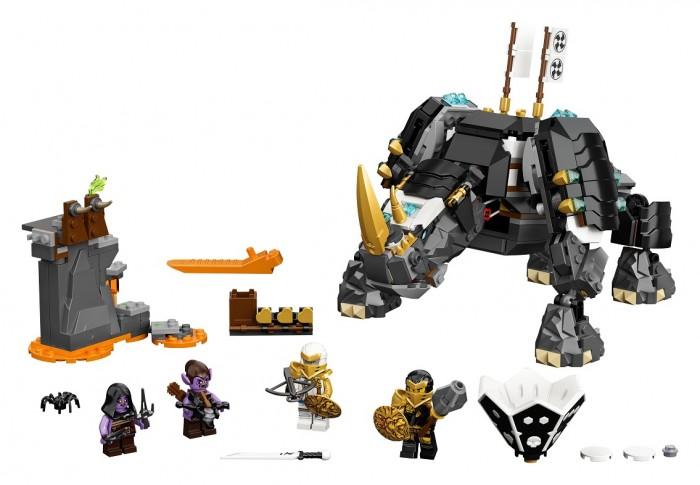 Фото - Lego Lego Бронированный носорог Зейна конструктор lego ninjago бронированный носорог зейна