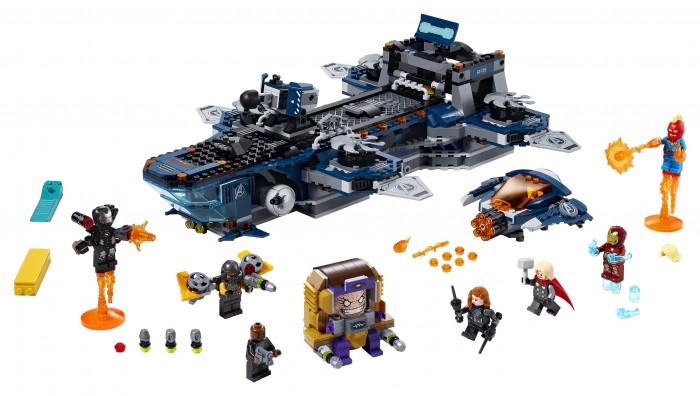 Конструктор Lego Геликарриер