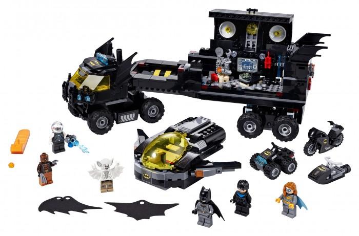 Lego Lego Мобильная база Бэтмена