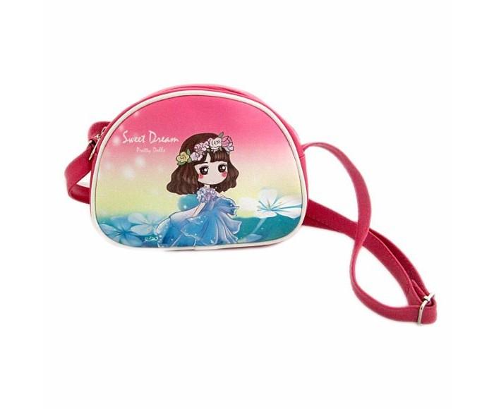 Фото - Сумки для детей Наша Игрушка Сумочка Крошка Мечтательница 21х15 см сумки для детей наша игрушка сумочка радуга 20х16 см