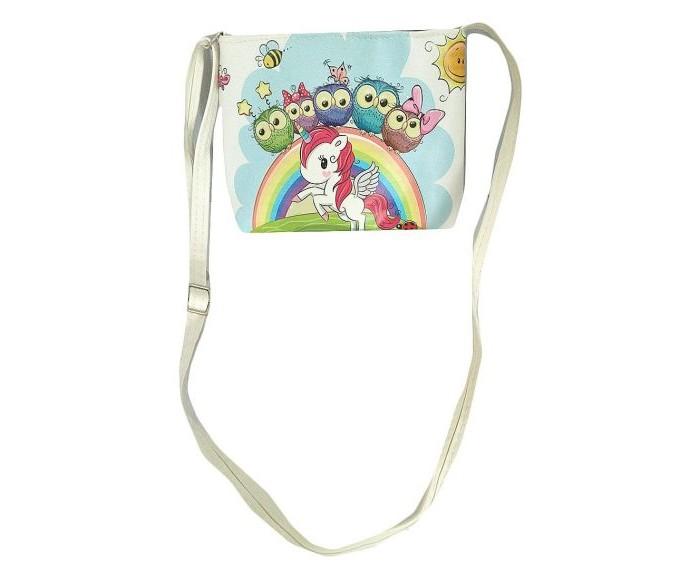 Фото - Сумки для детей Наша Игрушка Сумочка Радуга 20х16 см сумки для детей наша игрушка сумочка радуга 20х16 см