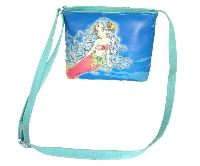 Фото - Сумки для детей Наша Игрушка Сумочка Русалка 20х16 см сумки для детей наша игрушка сумочка радуга 20х16 см