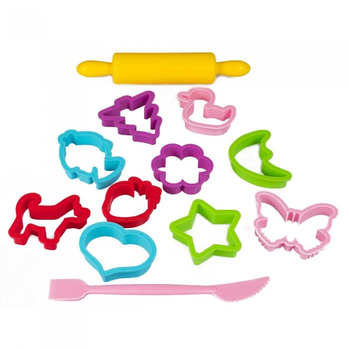 Принадлежности для лепки Genio Kids Набор для лепки Окружающий мир