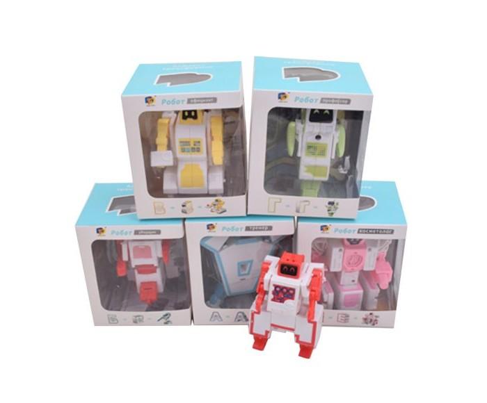 Роботы Наша Игрушка Трансформер Буква-робот игрушка