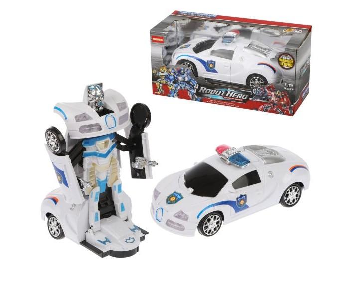 Фото - Роботы Наша Игрушка Трансформер Машина-робот AT288X роботы наша игрушка робот 6678 1