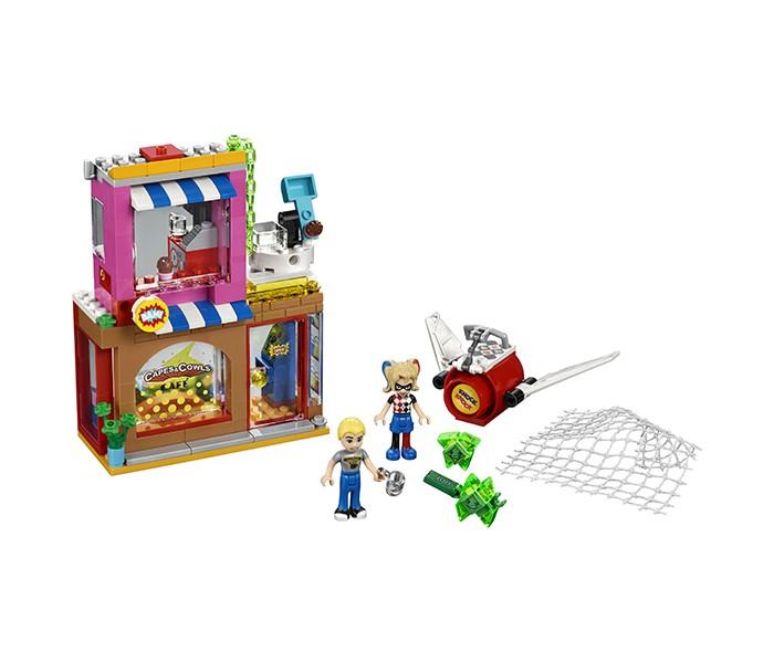 Lego Super Heroes Girls 41231 Лего Супергерлз Харли Квинн спешит на помощь