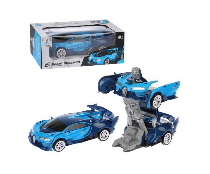 Роботы Наша Игрушка Трансформер Машина-робот 66103 роботы наша игрушка трансформер машина робот zyb b2873 2