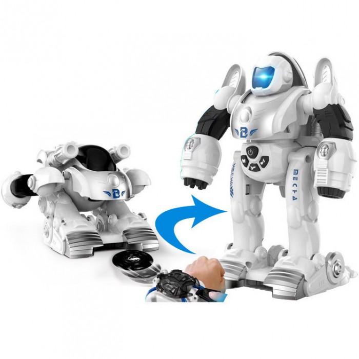 Роботы Наша Игрушка Трансформер Робот ZYB-B3118 роботы наша игрушка трансформер машина робот zyb b2873 2