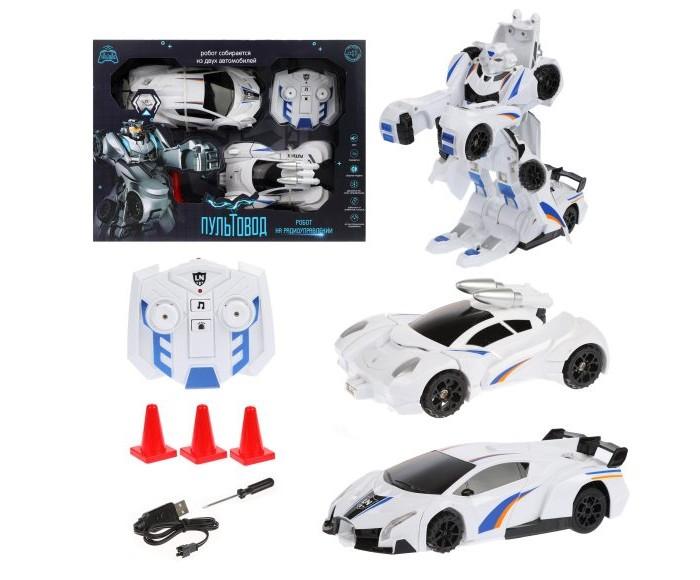 Купить Роботы, Наша Игрушка Трансформер Робот-машины радиоуправляемый ZYA-A2768