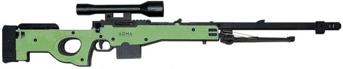Arma.toys Резинкострел Винтовка AWP от Arma.toys