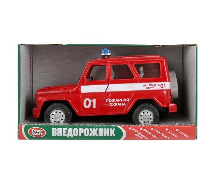 Купить Машины, Play Smart Пожарная машина