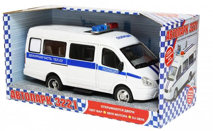 Машины Play Smart Машина Полиция Дежурная часть