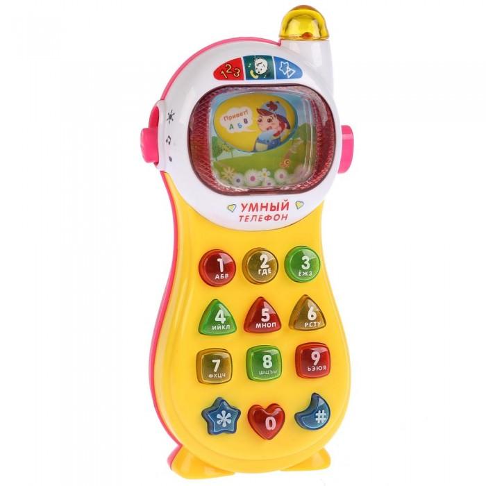 Электронные игрушки Play Smart Телефон обучающий