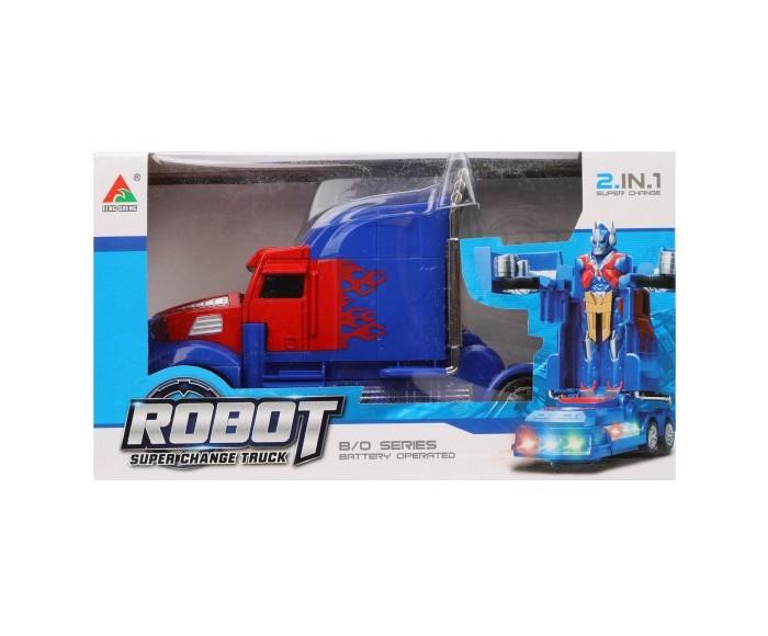 Роботы Наша Игрушка Трансформер Машина-робот FW-2036 роботы наша игрушка трансформер машина робот zyb b2873 2