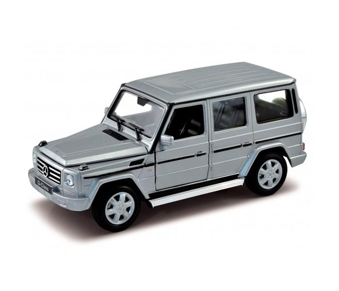 Машины Welly Модель машины 1:32 Mercedes-Benz G-класс welly модель автобуса mercedes benz welly