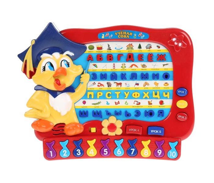 Обучающая игрушка Учёная сова Play Smart — купить в Москве в интернет-магазине Акушерство.ру