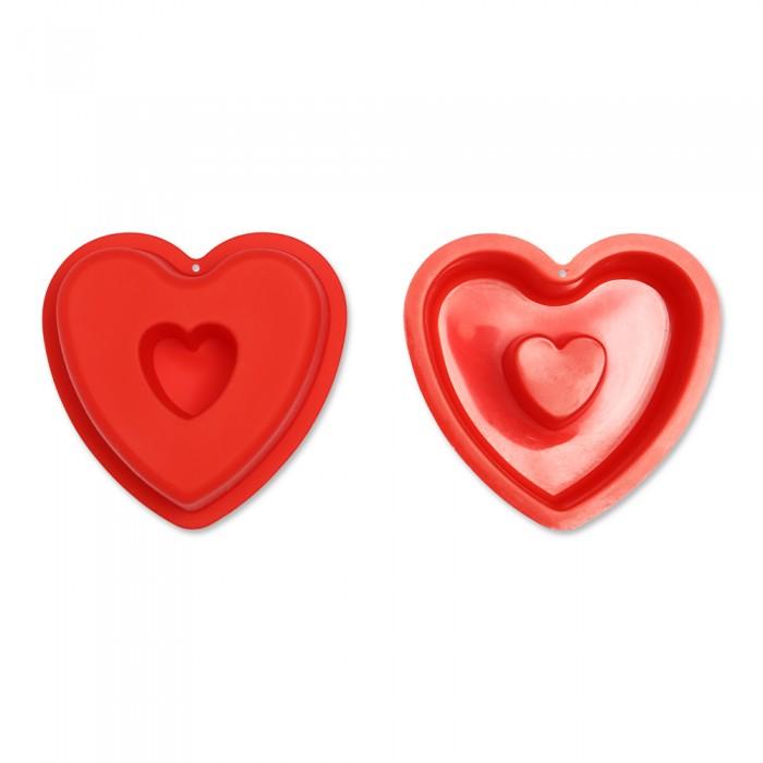 Выпечка и приготовление DOSH | HOME Набор формочек Vita Сердца 2 шт. набор формочек 5 шт dosh i home набор формочек 5 шт