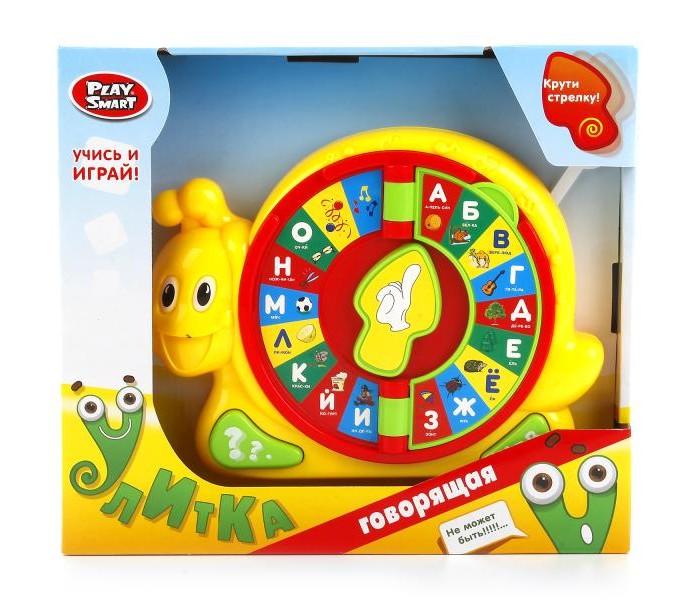 Купить Электронные игрушки, Play Smart Говорящая Улитка