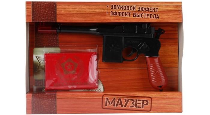 игрушечное оружие играем вместе револьвер играем вместе Игрушечное оружие Играем вместе Маузер