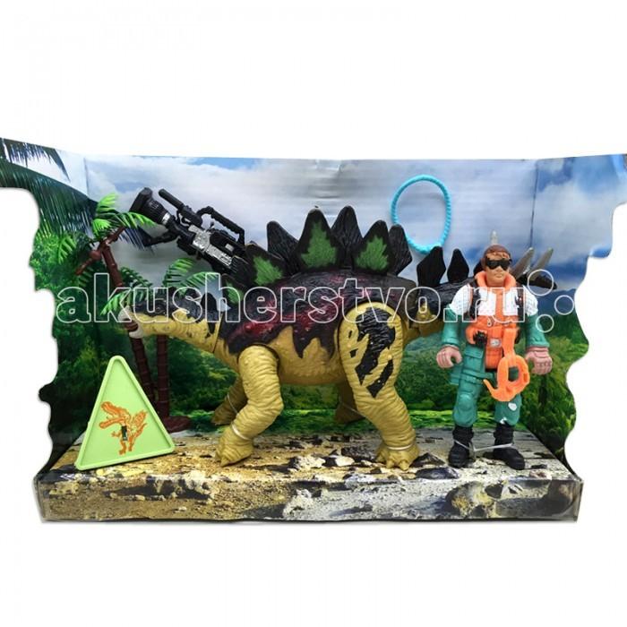Игровые фигурки Happy Kin Набор динозавров 41092
