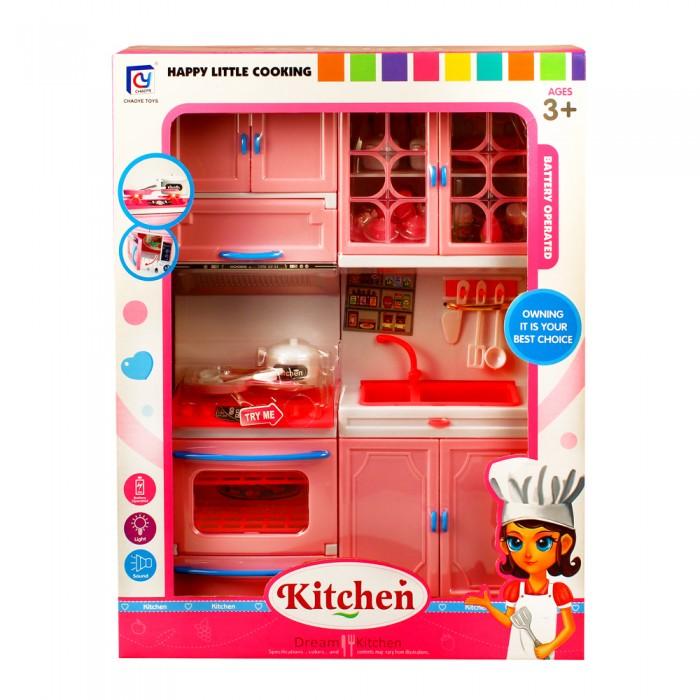 Фото - Ролевые игры Shantou Yisheng Набор Кухня 818-134/136 кухня виктория 3000