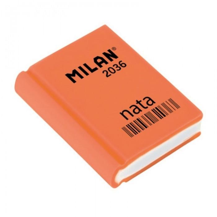 Канцелярия Milan Ластик пластиковый в форме книжки 2036