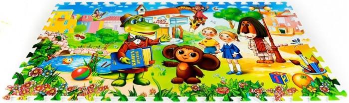 Картинка для Игровой коврик Играем вместе пазл Союзмультфильи Чебурашка