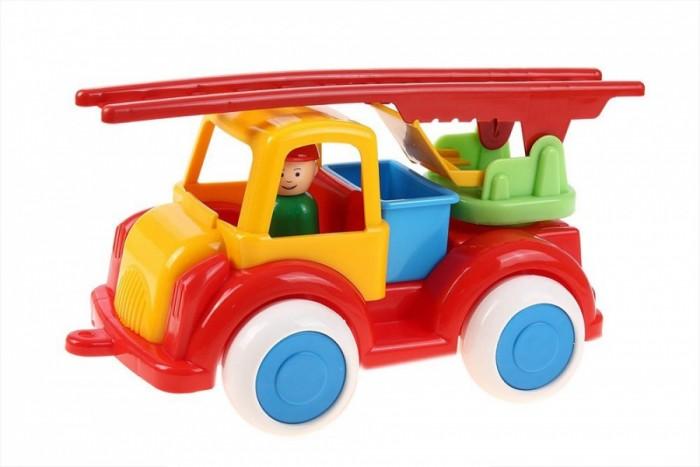 Машины Форма Пожарная машина Детский сад