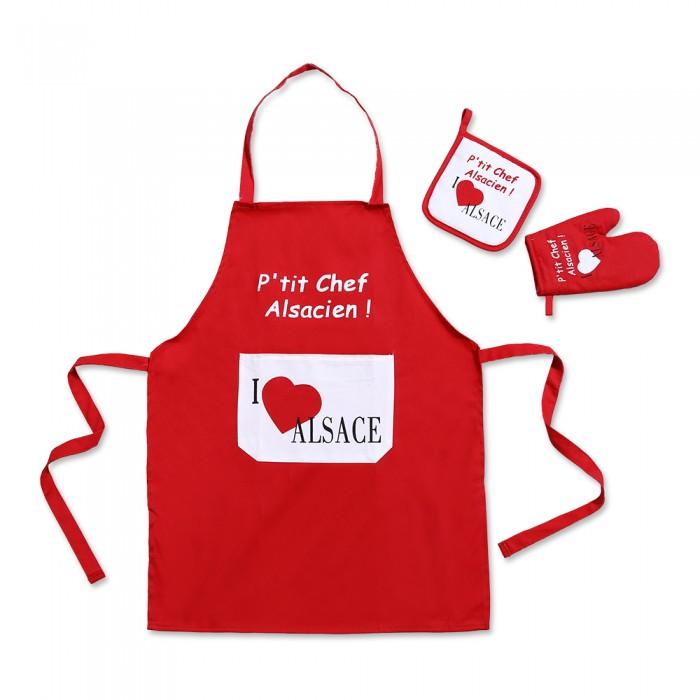 Детские фартуки DOSH | HOME Набор шеф-повара для детей Atira 101509